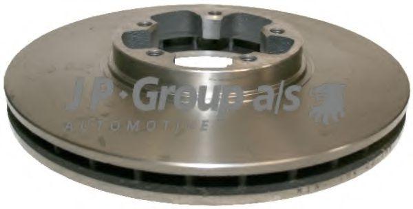 Тормозной диск JP GROUP 1563100800