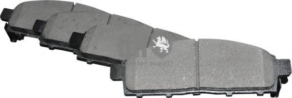 Тормозные колодки JP GROUP 3963600219