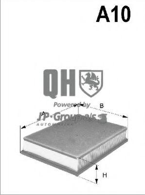 Воздушный фильтр JP GROUP 1118606809