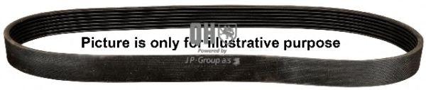 Поликлиновой ремень JP GROUP 1118101700