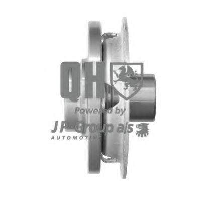 Ступица колеса JP GROUP 1141401409