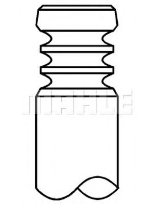Выпускной клапан MAHLE ORIGINAL 011 VA 31447 100