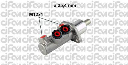 Главный тормозной цилиндр CIFAM 202-608