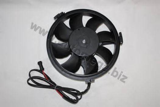 Вентилятор охлаждения AUTOMEGA 3095904558D0C