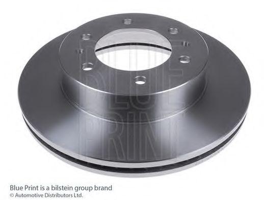 Тормозной диск BLUE PRINT ADA104339