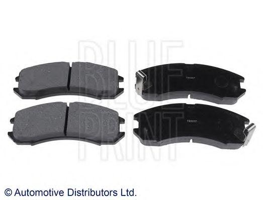 Тормозные колодки BLUE PRINT ADM54222