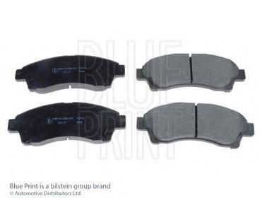 Тормозные колодки BLUE PRINT ADM54275