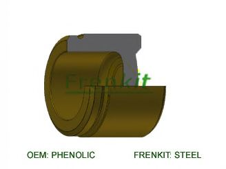 Поршень тормозного суппорта FRENKIT P385004