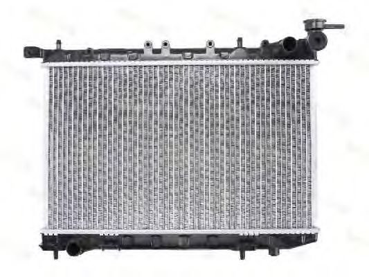 Радиатор, охлаждение двигателя THERMOTEC D71004TT