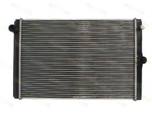 Радиатор, охлаждение двигателя THERMOTEC D72043TT