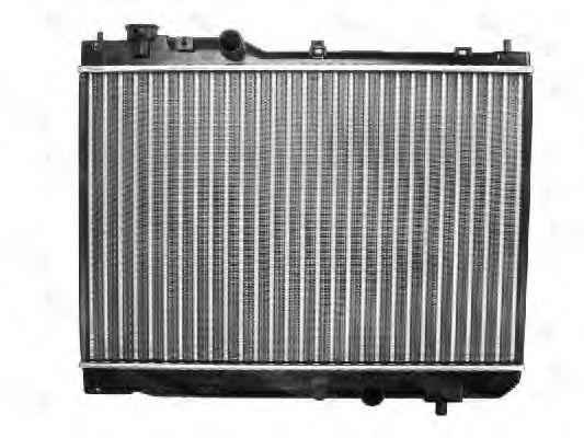 Радиатор, охлаждение двигателя THERMOTEC D73011TT