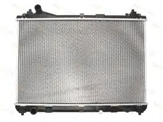Радиатор, охлаждение двигателя THERMOTEC D78013TT