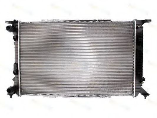 Радиатор, охлаждение двигателя THERMOTEC D7A024TT