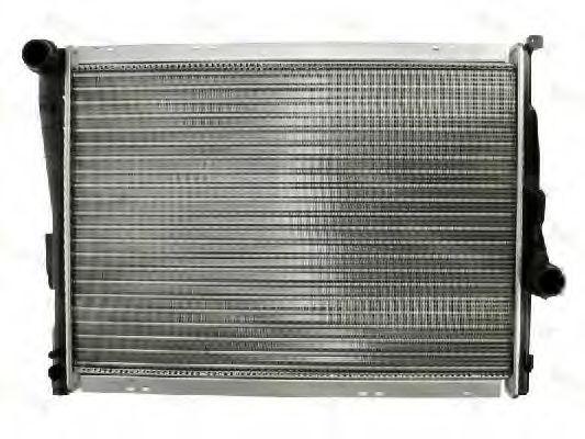 Радиатор, охлаждение двигателя THERMOTEC D7B021TT