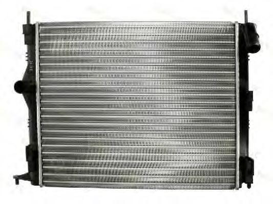 Радиатор, охлаждение двигателя THERMOTEC D7R045TT