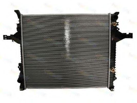 Радиатор, охлаждение двигателя THERMOTEC D7V004TT
