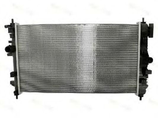 Радиатор, охлаждение двигателя THERMOTEC D7X070TT
