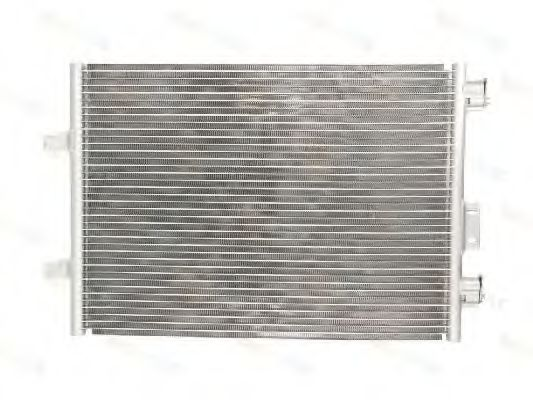 Радиатор кондиционера THERMOTEC KTT110035