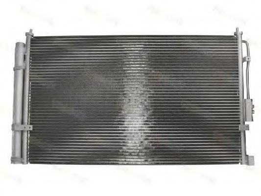 Радиатор кондиционера THERMOTEC KTT110108