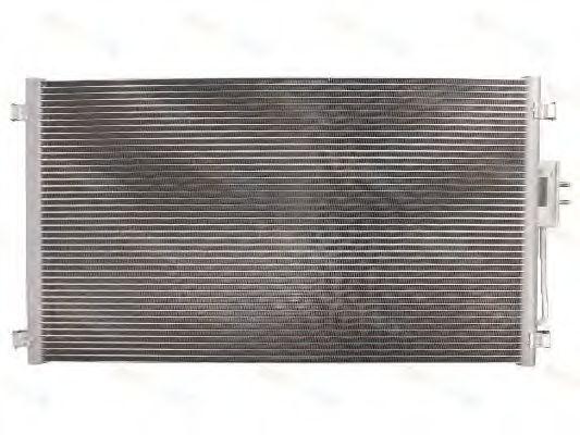 Радиатор кондиционера THERMOTEC KTT110153