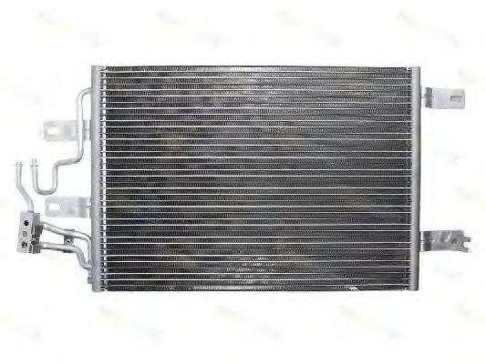 Радиатор кондиционера THERMOTEC KTT110165