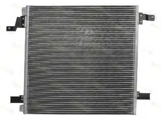 Радиатор кондиционера THERMOTEC KTT110171