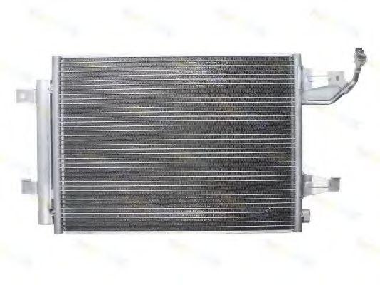 Радиатор кондиционера THERMOTEC KTT110194