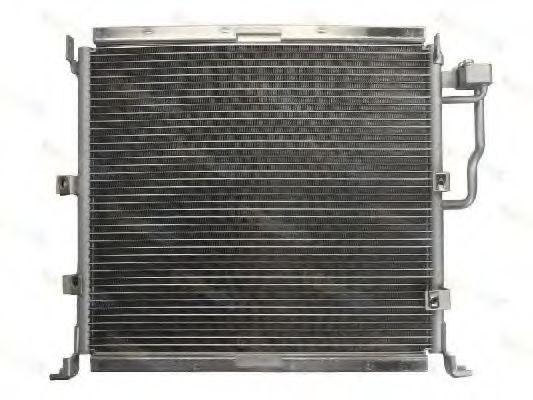 Радиатор кондиционера THERMOTEC KTT110260