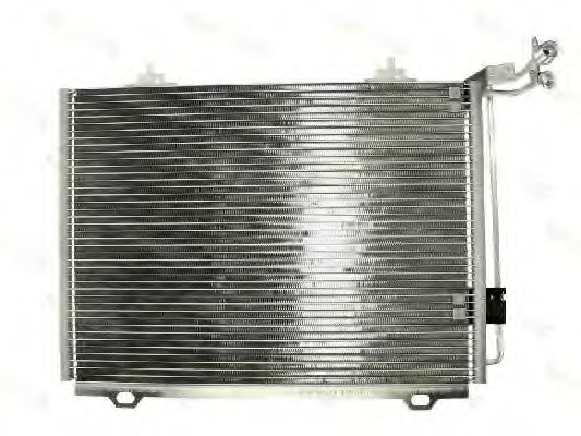 Радиатор кондиционера THERMOTEC KTT110277