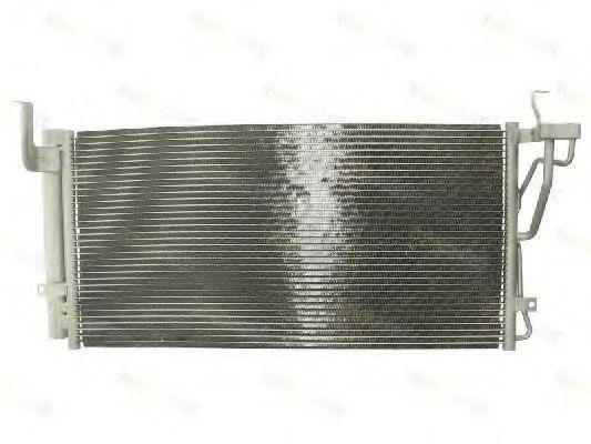 Радиатор кондиционера THERMOTEC KTT110309