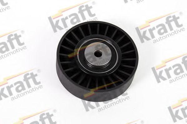 Направляющий / паразитный ролик  поликлинового ремня KRAFT AUTOMOTIVE 1220750