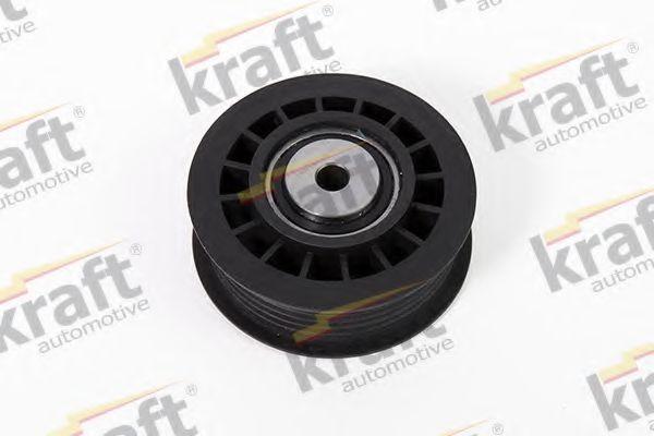 Ролик KRAFT AUTOMOTIVE 1221010 (поликлиновой, паразитный)