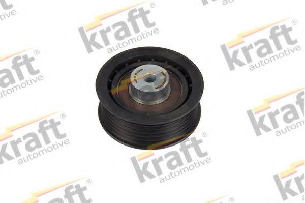 Направляющий / паразитный ролик  поликлинового ремня KRAFT AUTOMOTIVE 1221040