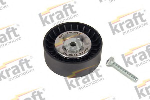Направляющий / паразитный ролик  поликлинового ремня KRAFT AUTOMOTIVE 1222470