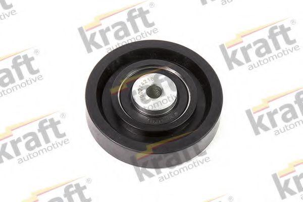 Направляющий / паразитный ролик  поликлинового ремня KRAFT AUTOMOTIVE 1225292