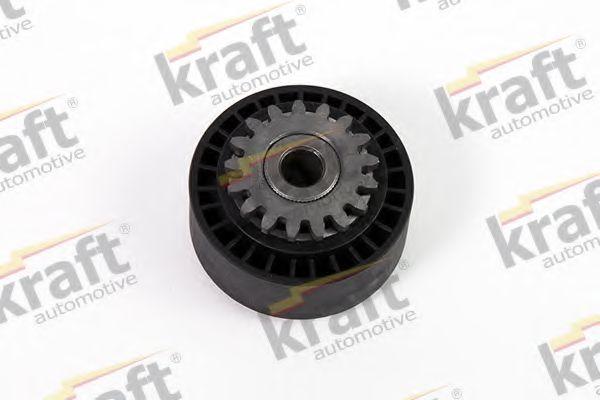 Натяжной ролик поликлинового ремня KRAFT AUTOMOTIVE 1225310