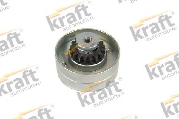 Натяжной ролик поликлинового ремня KRAFT AUTOMOTIVE 1225460