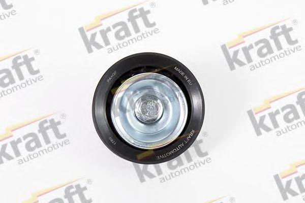 Направляющий / паразитный ролик  поликлинового ремня KRAFT AUTOMOTIVE 1225735