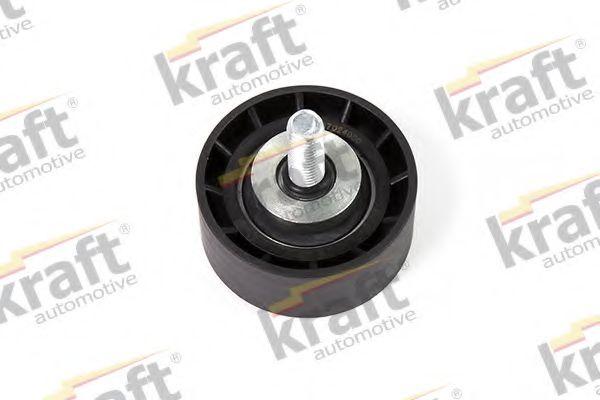 Направляющий / паразитный ролик  поликлинового ремня KRAFT AUTOMOTIVE 1226217