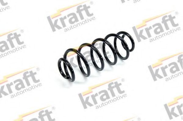 Пружина подвески KRAFT AUTOMOTIVE 4020300