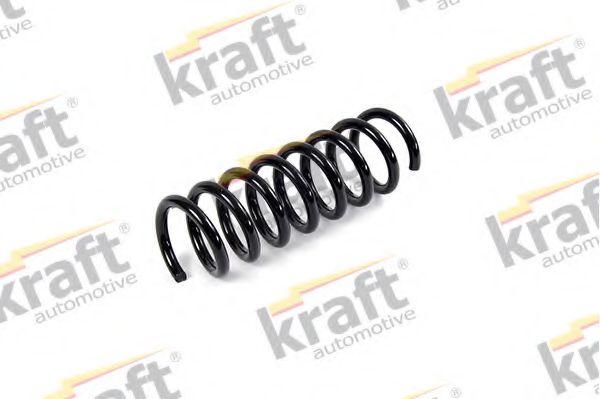 Пружина подвески KRAFT AUTOMOTIVE 4021200