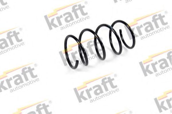 Пружина подвески KRAFT AUTOMOTIVE 4021250