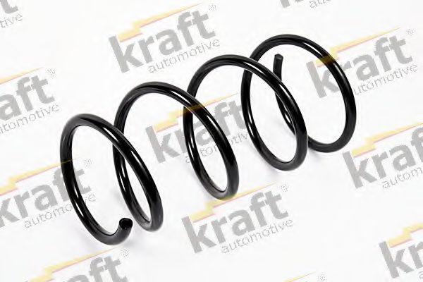 Пружина подвески KRAFT AUTOMOTIVE 4025009
