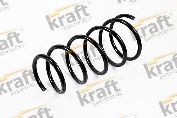Пружина подвески KRAFT AUTOMOTIVE 4025016