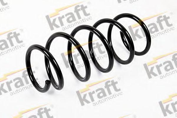 Пружина подвески KRAFT AUTOMOTIVE 4025017