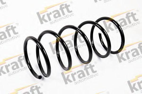 Пружина подвески KRAFT AUTOMOTIVE 4025030