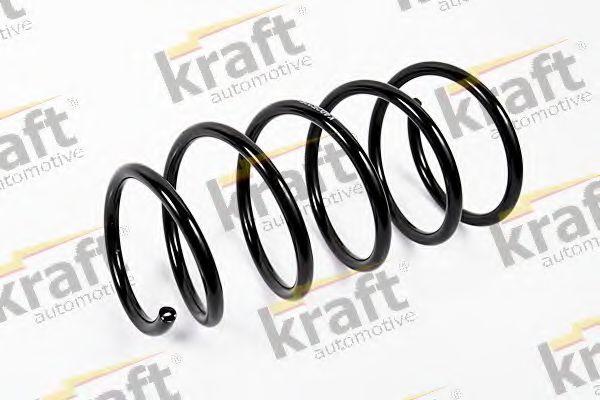 Пружина подвески KRAFT AUTOMOTIVE 4025035