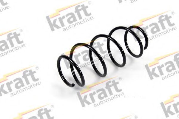 Пружина подвески KRAFT AUTOMOTIVE 4026316
