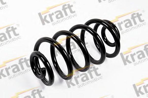 Пружина подвески KRAFT AUTOMOTIVE 4031505