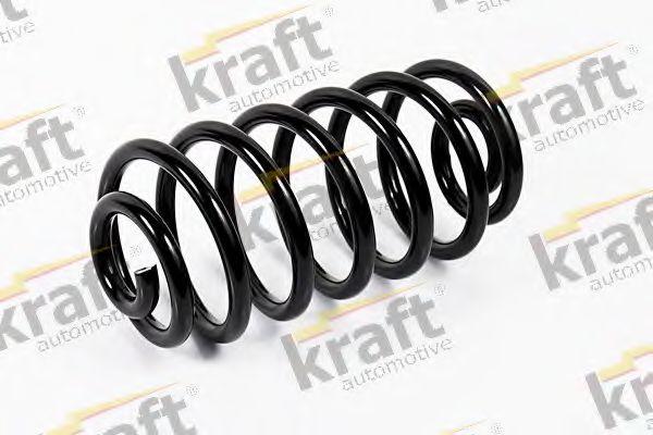Пружина подвески KRAFT AUTOMOTIVE 4031514